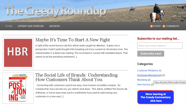creedy-roundup
