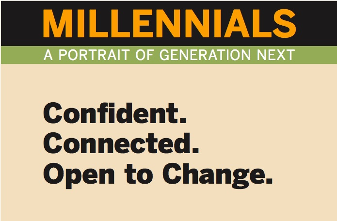 Millennials graphic