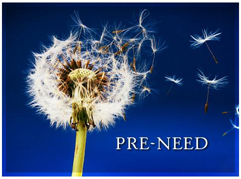 pre-need
