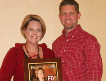 2012 Funeral Director of the Year