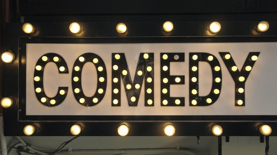 comedy-sign