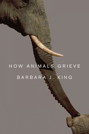 How Animals Grieve - Barbara J. King Cover