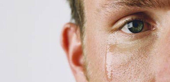 Muske-suze
