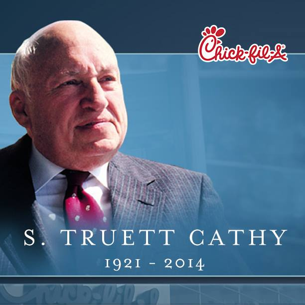 How Chick-Fil-A Lets Fans Grieve Founder on Facebook