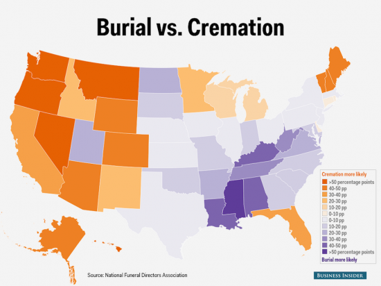 burial-vs-cremation-map