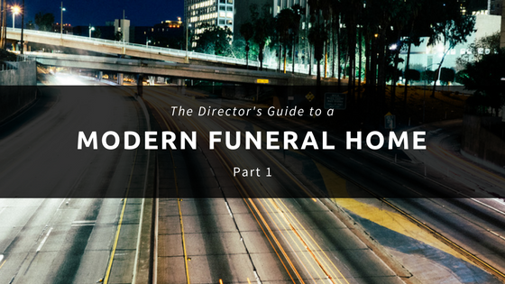 Modern Funeral Home