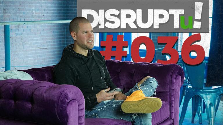 DISRUPTu! Episode 36 - Is Facebook Doomed?