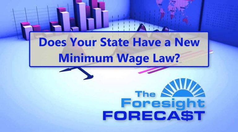Does Your State Have a New Minimum Wage Law?
