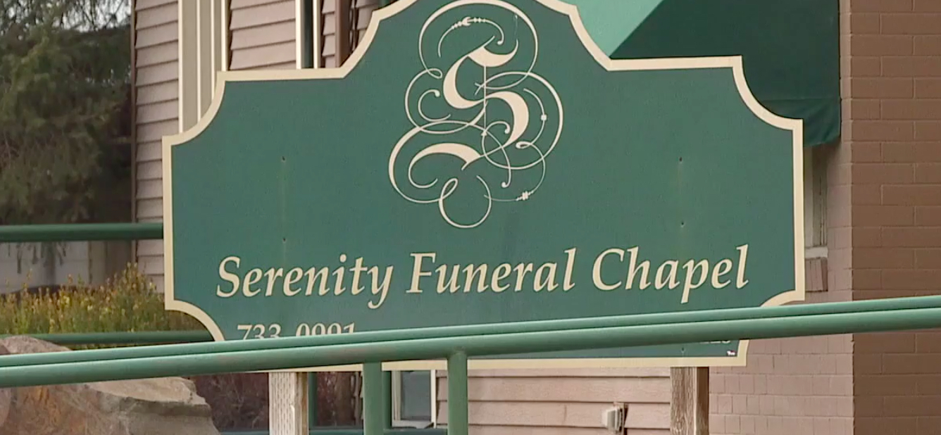funeral home event centers