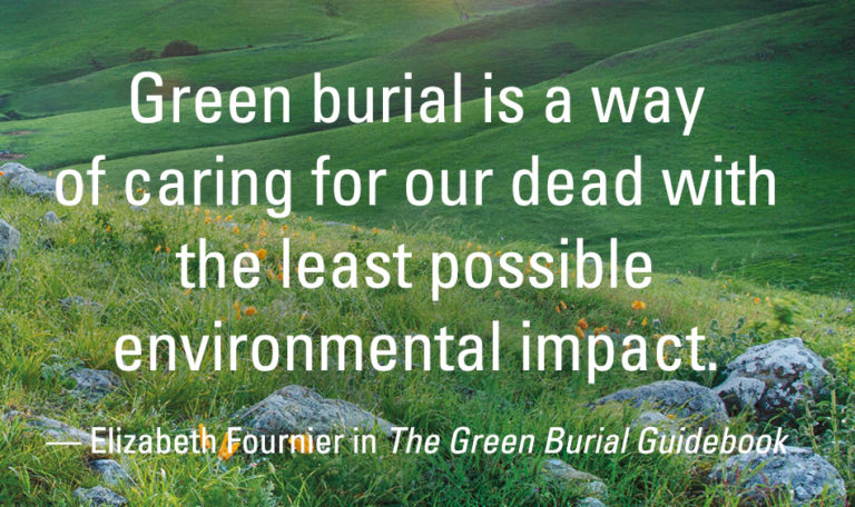 Green Burial Giude Book
