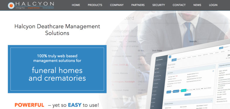 Halcyon | Crematory Management Company