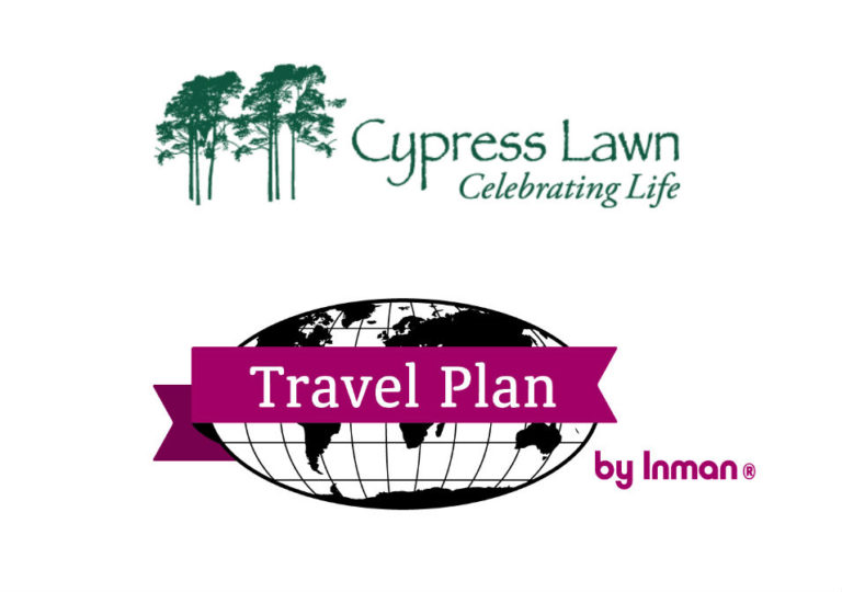 Cypress Lawn Funeral Home & Memorial Park Selects the Travel Plan by Inman As Their Travel Plan Provider