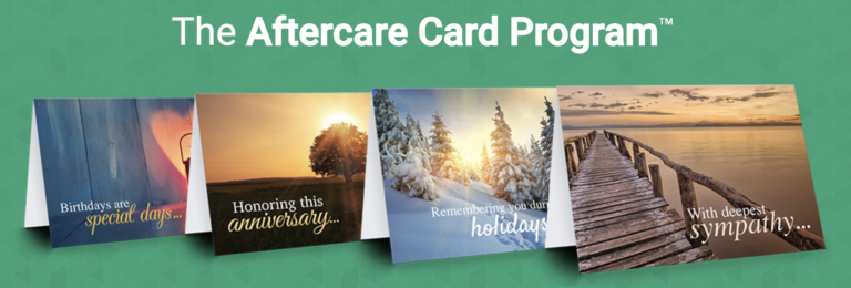 Aftercare.com Card Program