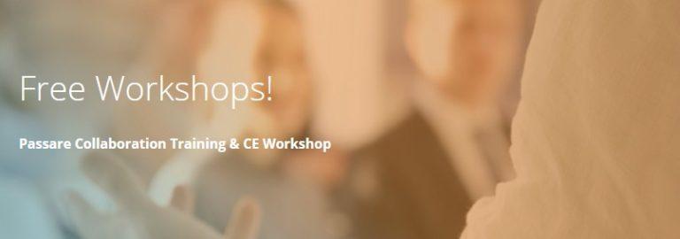 Free Passare Workshops