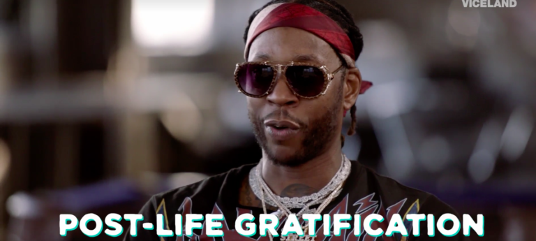 2 Chainz on death