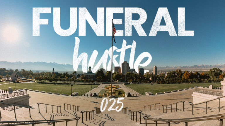FUNERALHustle Episode 25 - Relationships are the Foundation and the Leverage