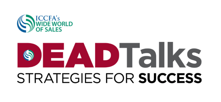 ICCFA - Dead Talks: Strategies for Success