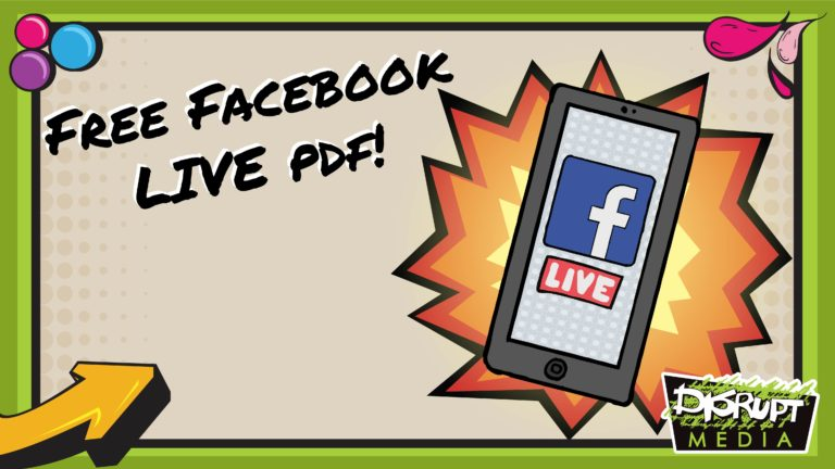 FREE How To Go Live On Facebook PDF