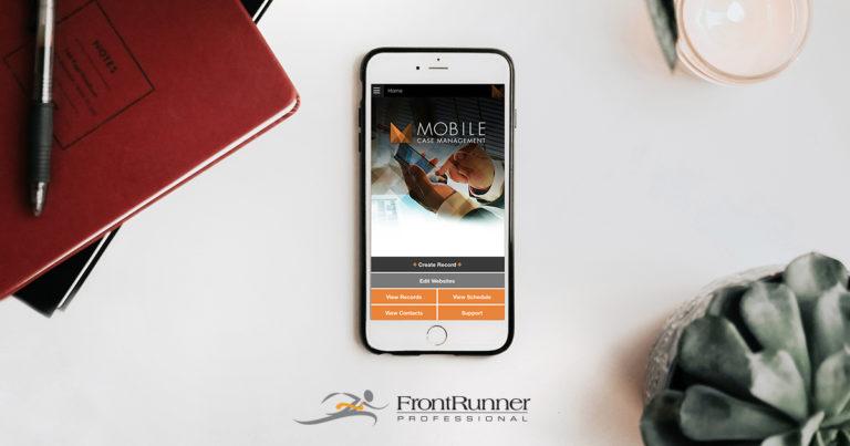 Frontrunner Mobile Case Manager