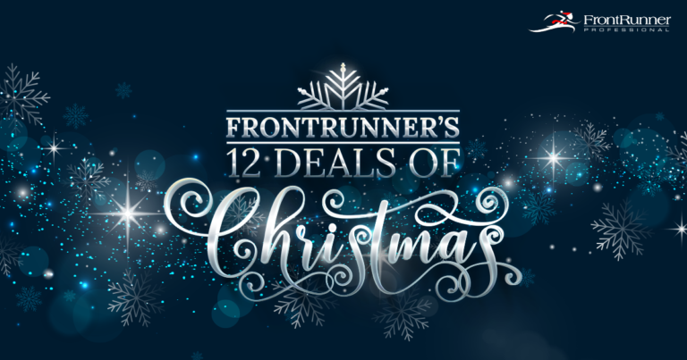 12 Deals of Christmas - Frontrunner Professional