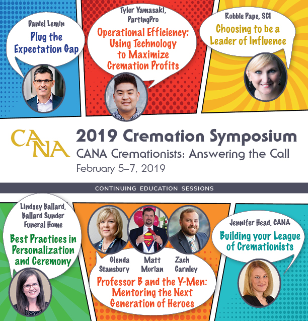 CANA 2019 Symposium Speakers