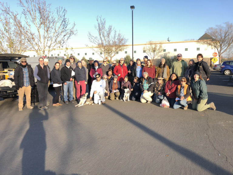 Cremains Recovery Team December 2018 Second Camp Fire Rotation