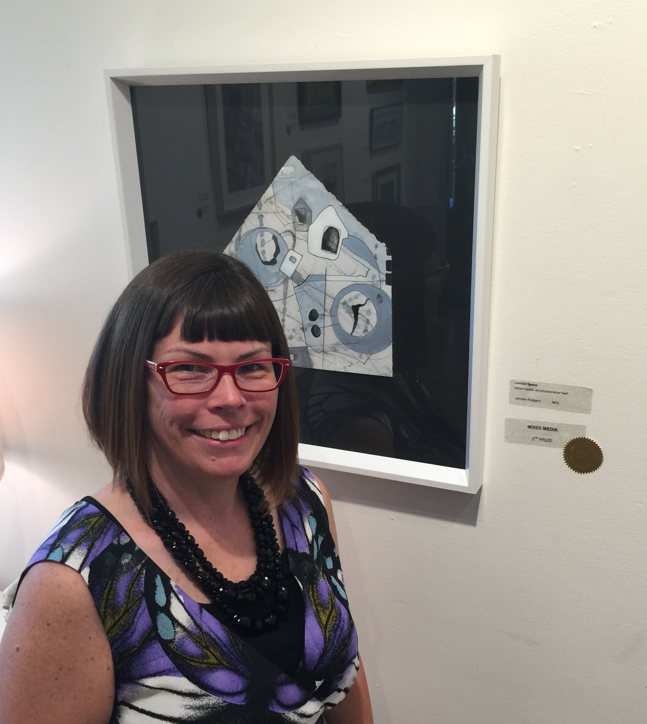 Jennifer Rodgers, Artist