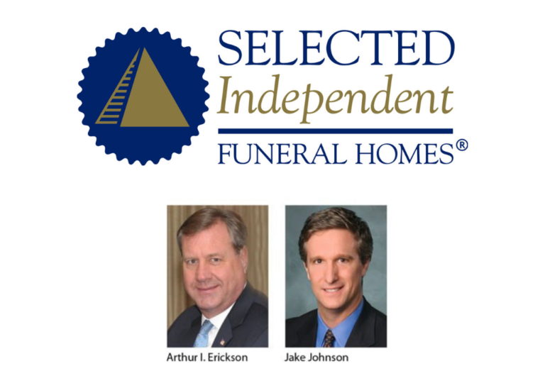 Selected Independent Funeral Homes Announces New Officers for 2019