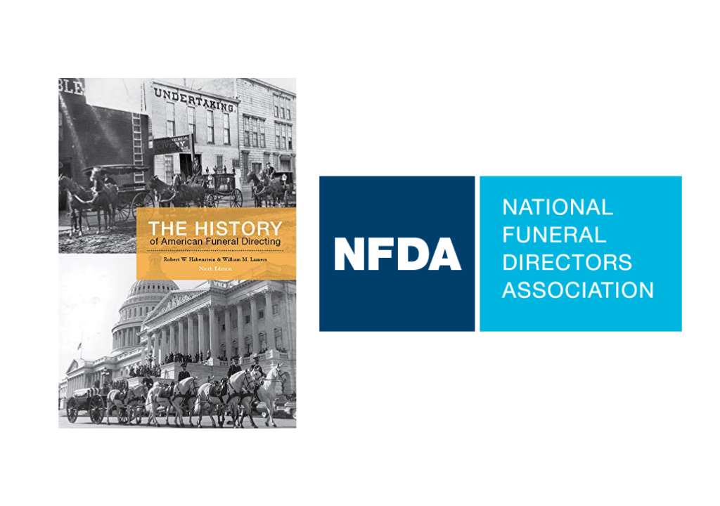 "NFDA Releases First-ever E-book Version of ""The History of American Funeral Directing"""