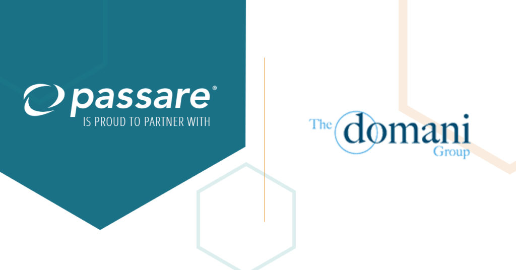 Passare to Partner with The Domani Group