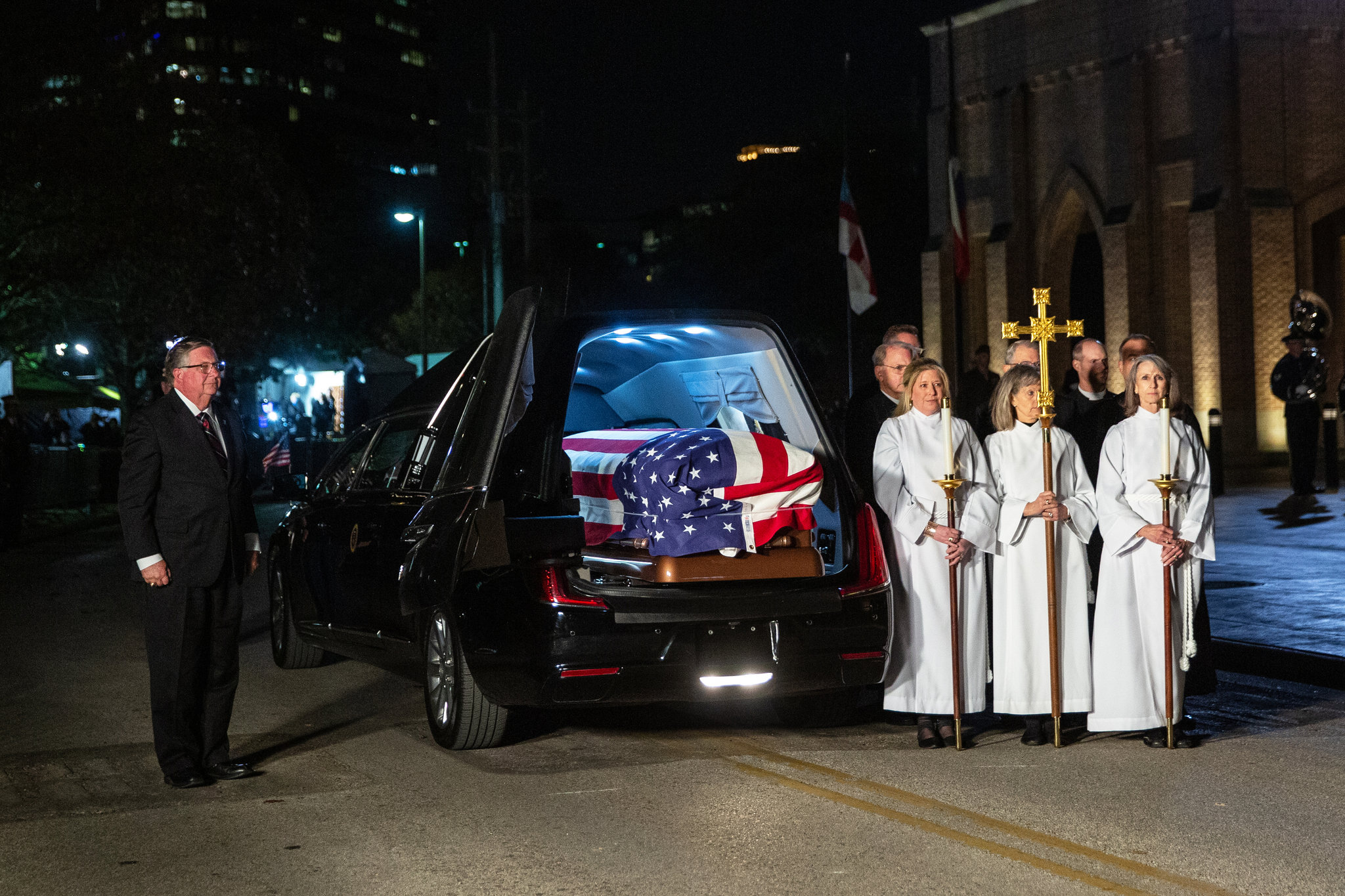 Learn the Captivating Story Behind Presidential Funeral Director Bob