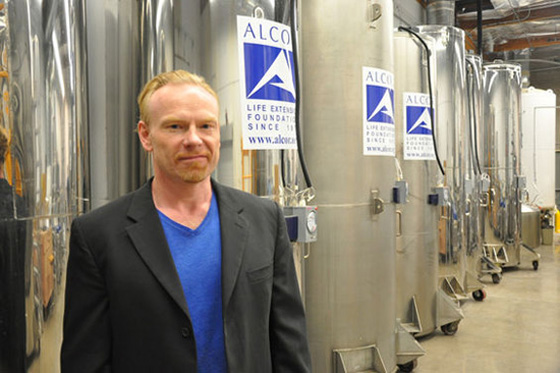 Immortality Transhumanist Max More at Alcor Cryonics