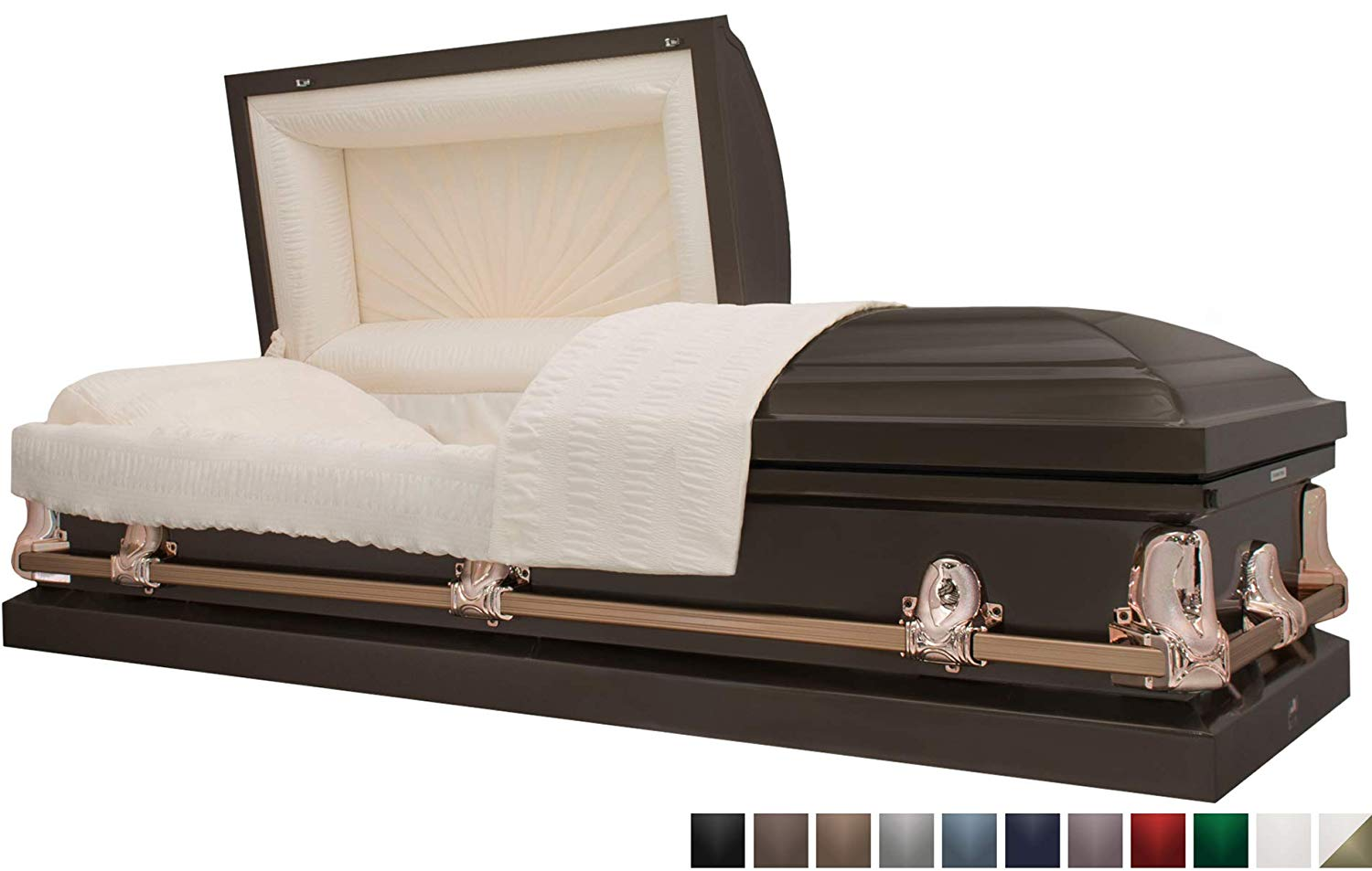 Bronze Casket on Amazon