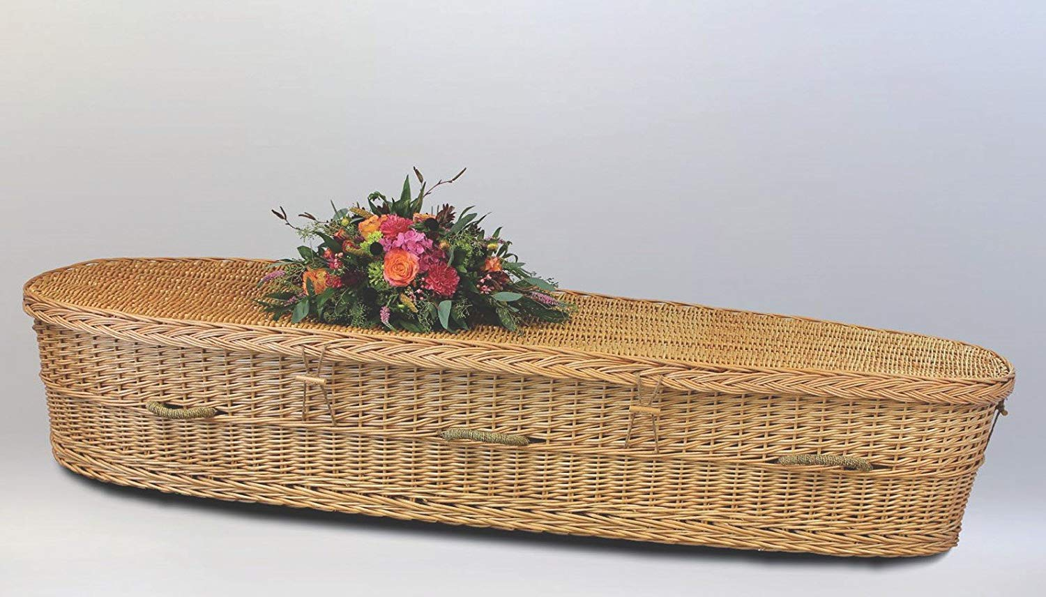 Willow Basket Casket