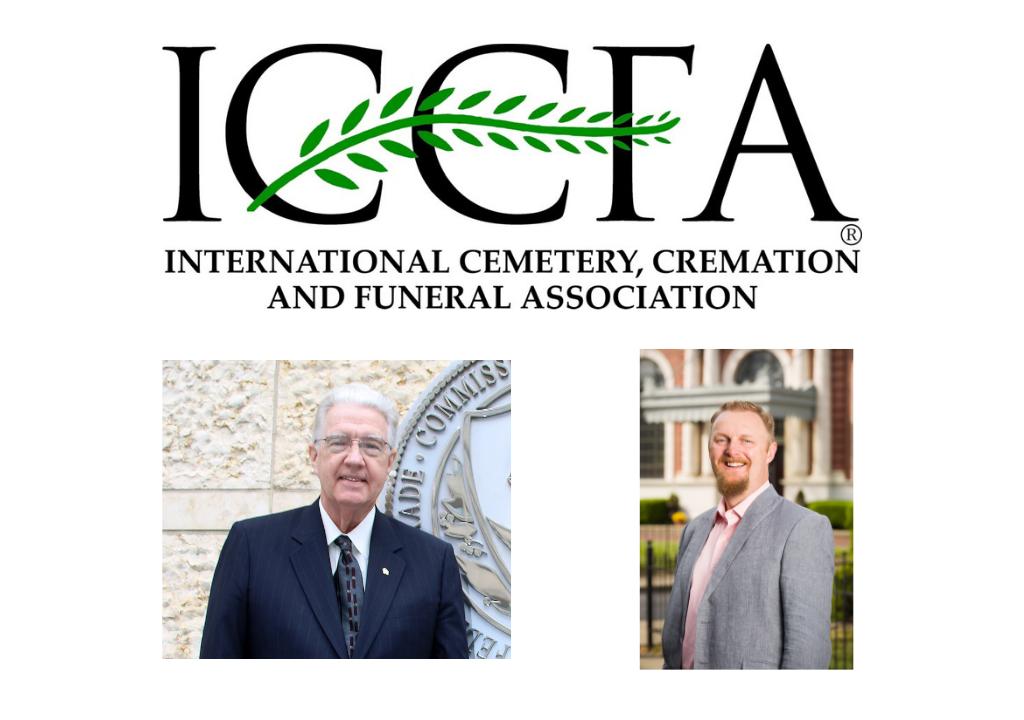 ICCFA General Counsel Robert M. Fells Retires