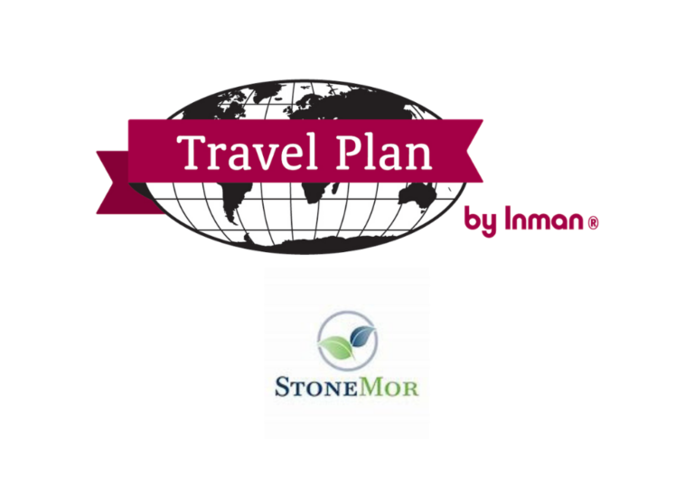 StoneMor Selects The Travel Plan by Inman As Their Preferred Travel Plan Provider