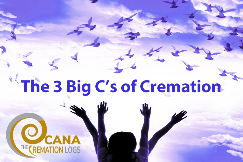 The 3 Big C's of Cremation