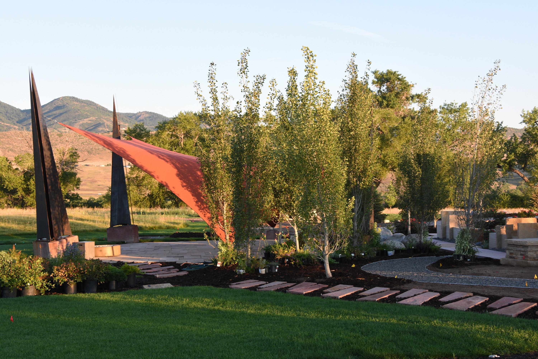 Seven stones pavilion