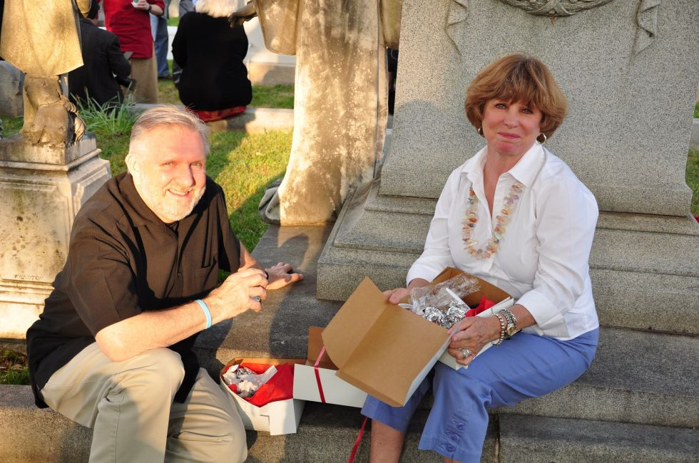 2010 annual picnic at mount holly cemetery