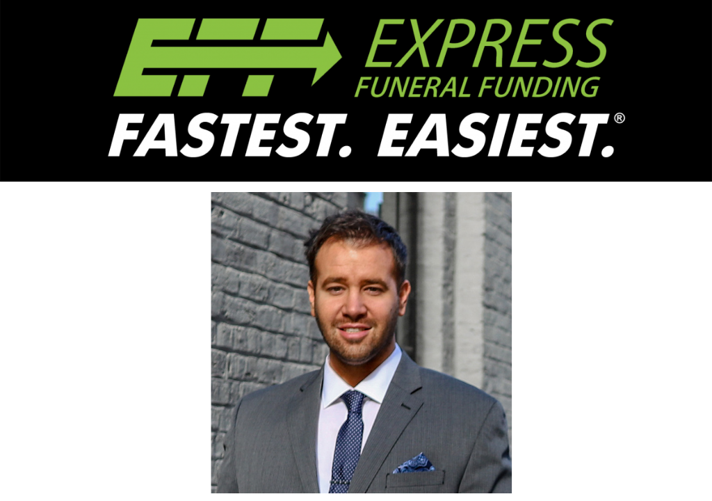 Express Funeral Funding Elevates Buckman to Executive Vice President of Sales and Marketing