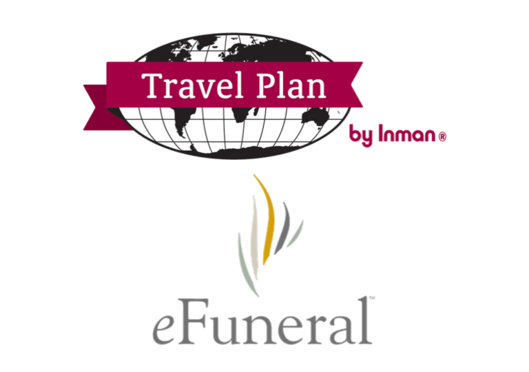 eFuneral announces collaboration with travel plan by Inman