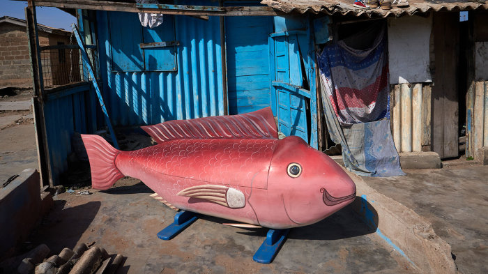 Fantasy Coffins Fish