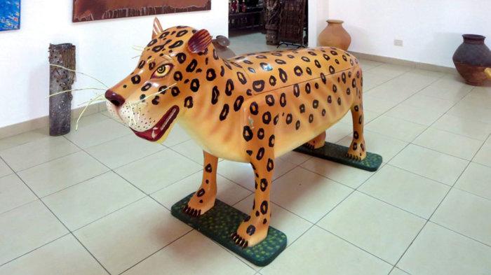 Fantasy Coffin Tiger