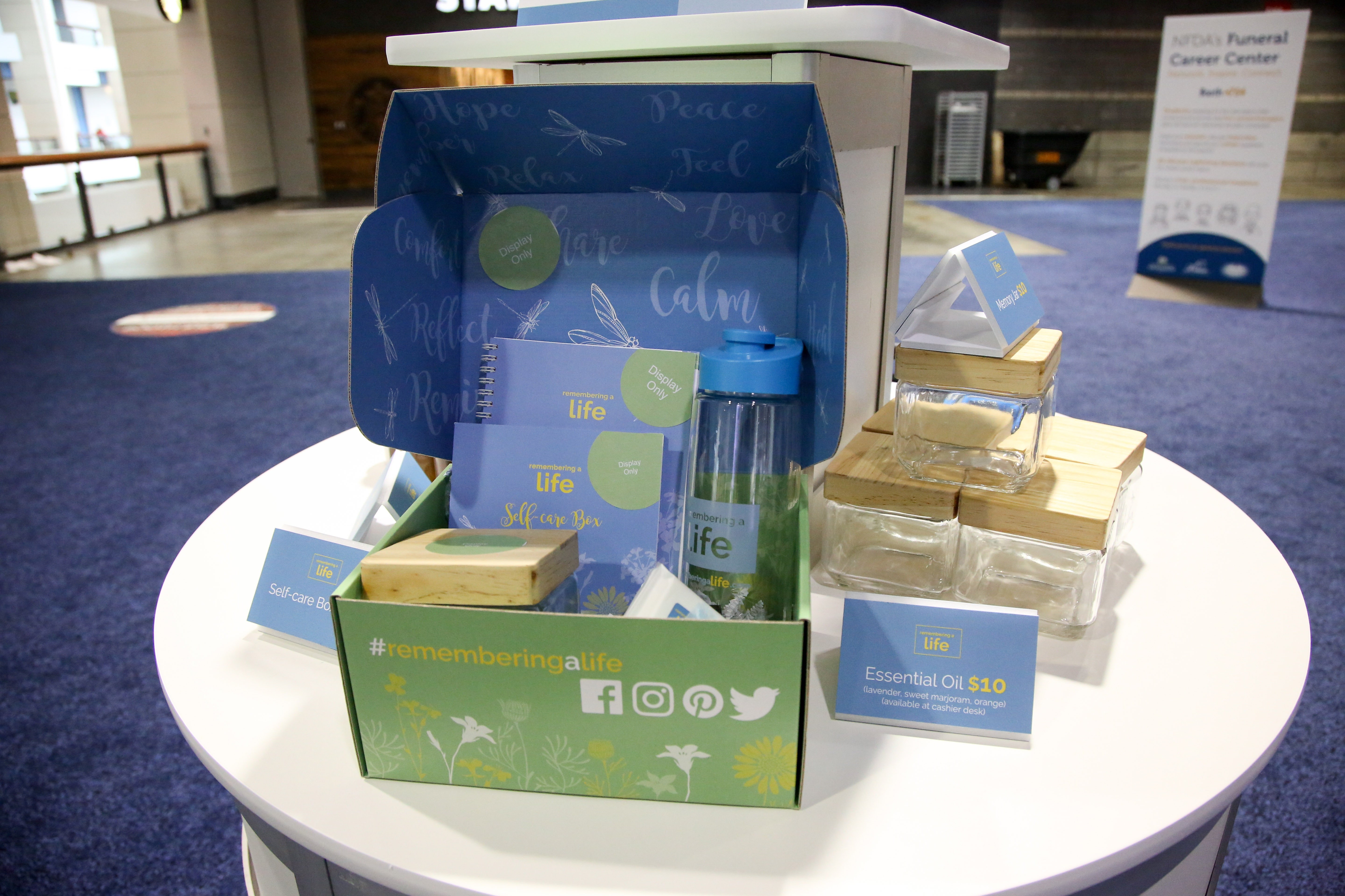 NFDA 2019 Self Care Box
