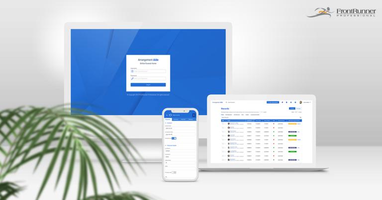 FrontRunnerIntroduces New Arrangement AideSoftware
