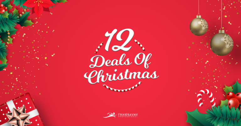 FrontRunner Launches Annual 12 Deals of Christmas Promotion