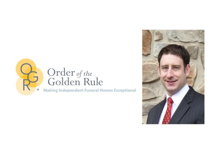 Peter A. Urban JR Installed as ORG Board Member