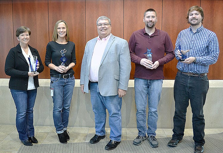 2019 HOMESTEADERS HEROES PROGRAM HONORS OUTSTANDING EMPLOYEES