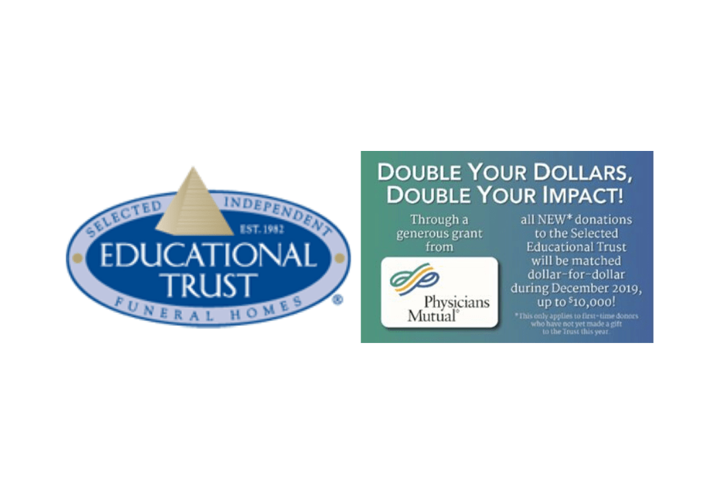 Selected Educational Trust Offers First-Time Donors Matching Gift Opportunity up to $10,000!