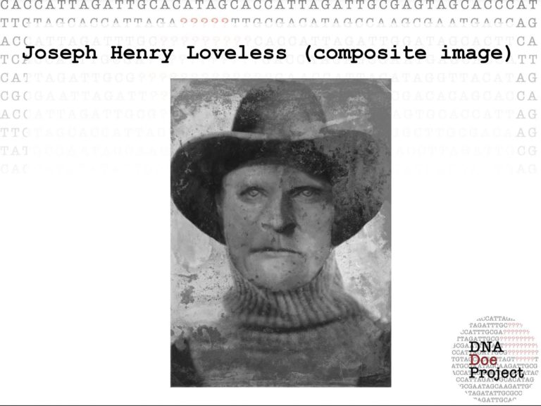 Joseph Loveless Composite Image